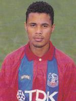 Midfielder John Salako