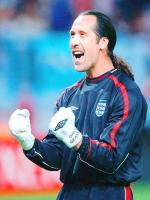 David Seaman in Action
