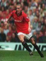 Lee Sharpe in Action
