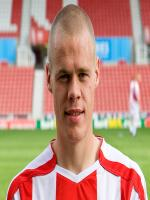 Centre back Ryan Shawcross