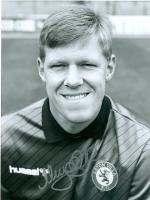 Young Nigel Spink