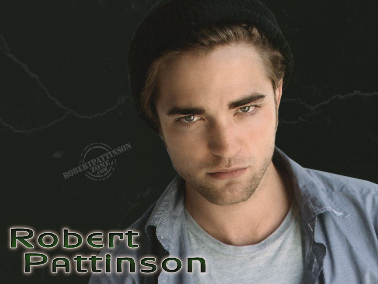 Robert Pattinson in How to Be