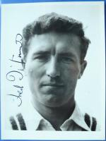 Full-back player Fred Titmuss