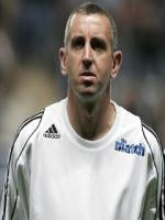 Left back Player Nigel Winterburn