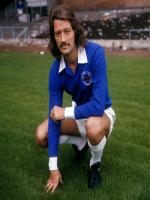 Frank Worthington in Ground