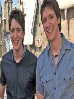 James and Oliver Phelps in  Kingdom