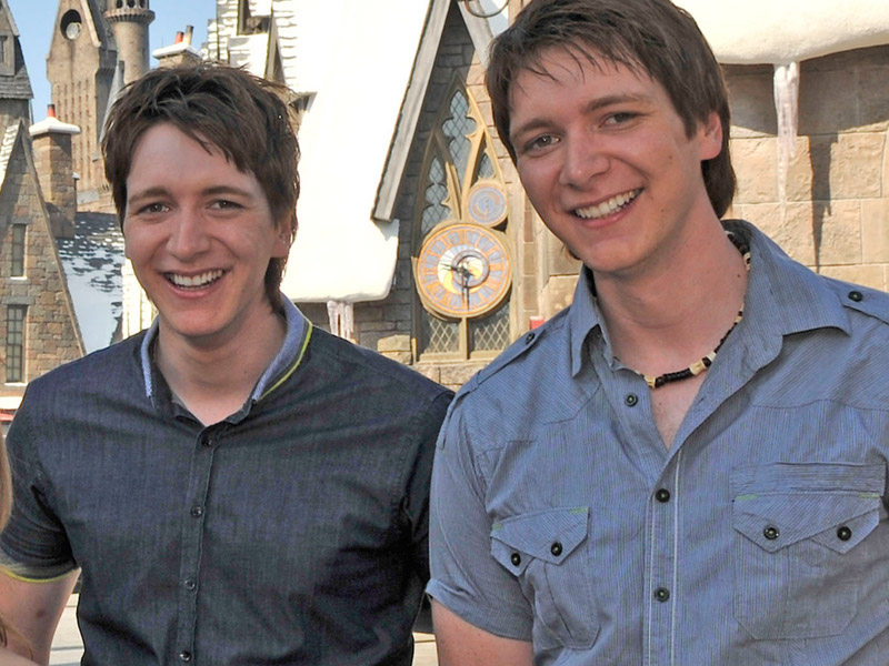 james and oliver phelps young - photo #13