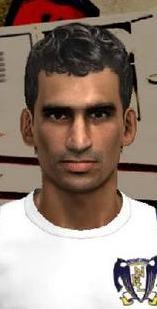 Midfielder Player Paul Stalteri
