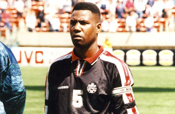 Randy Samuel in Match
