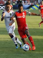 Julian de Guzman in Match