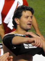 Tomasz Radzinski in Match