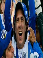 Mauro Biello Celebrating