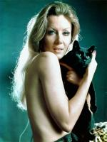 Ingrid Pitt in Sea of Dust