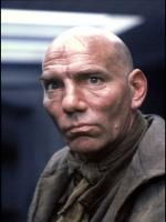 Pete Postlethwaite in The Omen