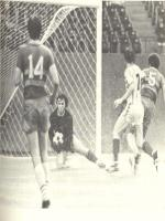 Gene Strenicer in Match