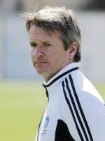 Frank Yallop in Match