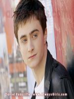 Daniel Radcliffe in Glamour Awards