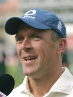 Alec Stewart Giving Interview