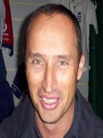 Nasser Hussain Former Captain