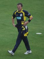 Dominic Cork in Match
