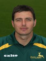 Paul Franks ODI Player