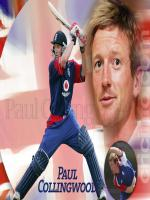 Paul Collingwood in Action