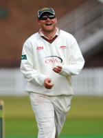 Matthew Hoggard in Match