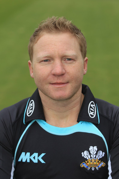 Gareth Batty ODI Player