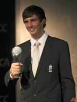 Steven Finn in Award