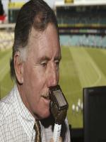 Commentator Ian Chappell
