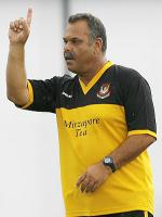 Dav Whatmore in Action