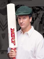 Mark Waugh in Action