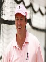 Glenn McGrath Fast Bowler