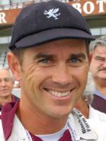 Justin Langer Photo Shot