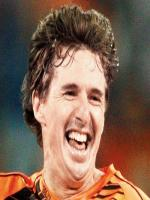 Brad Hogg in Action