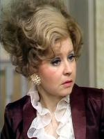 Prunella Scales in The Shell Seekers.