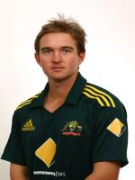 Nathan Hauritz Off Spinner