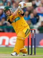 Michael Clarke in Action