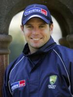 Brad Hodge Photo Shot