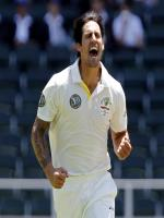 Mitchell Johnson in Action