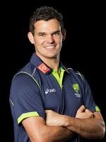 Clint McKay Fast Bowler