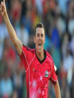 Josh Hazlewood in Action