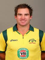 John Hastings ODI Player