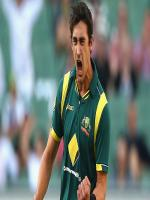 Mitchell Starc in Action