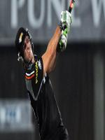 Mitchell Marsh in Action