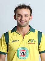 Nathan Lyon Photo Shot