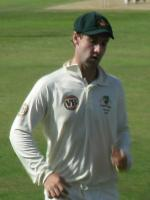 Phillip Hughes in Match