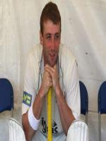 wicketkeeper Phillip Hughes
