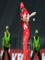 Aaron Finch in Action