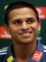 Batsman Usman Khawaja